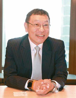 微軟AI研發中心執行長張仁炯。 記者黃義書/攝影