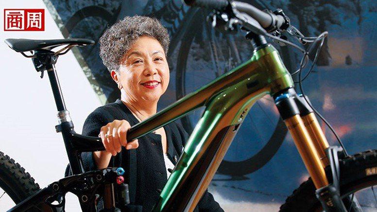 一次自行車挑戰賽,讓巨大董事長杜綉珍從排斥電動自行車,到把它當成長新動能。攝影/...