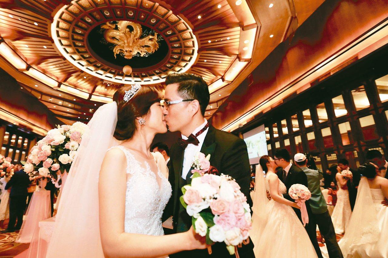 父母想要送千萬嫁妝當子女出嫁的祝福,結婚時機點也是相當重要。 圖/聯合報系資料照...