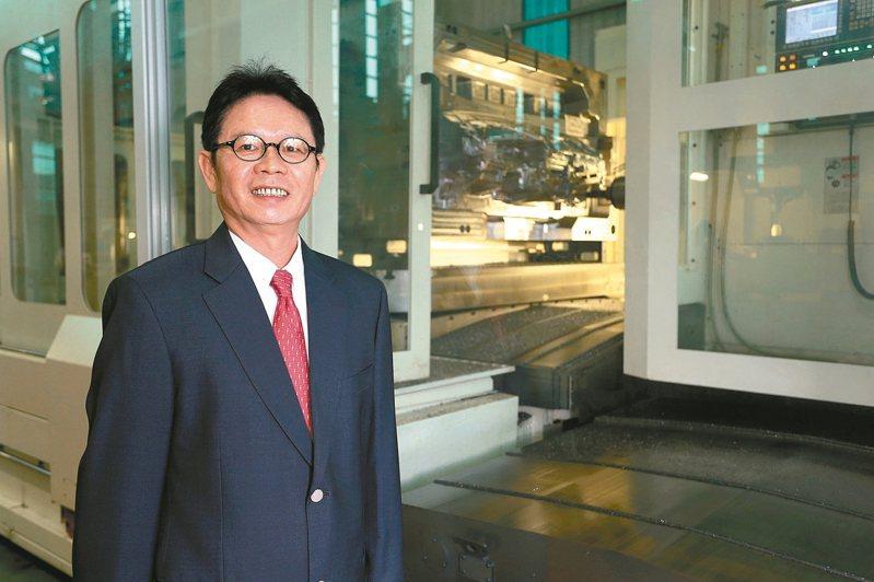 東陽總經理吳永祥。 圖/聯合報系報資料照片