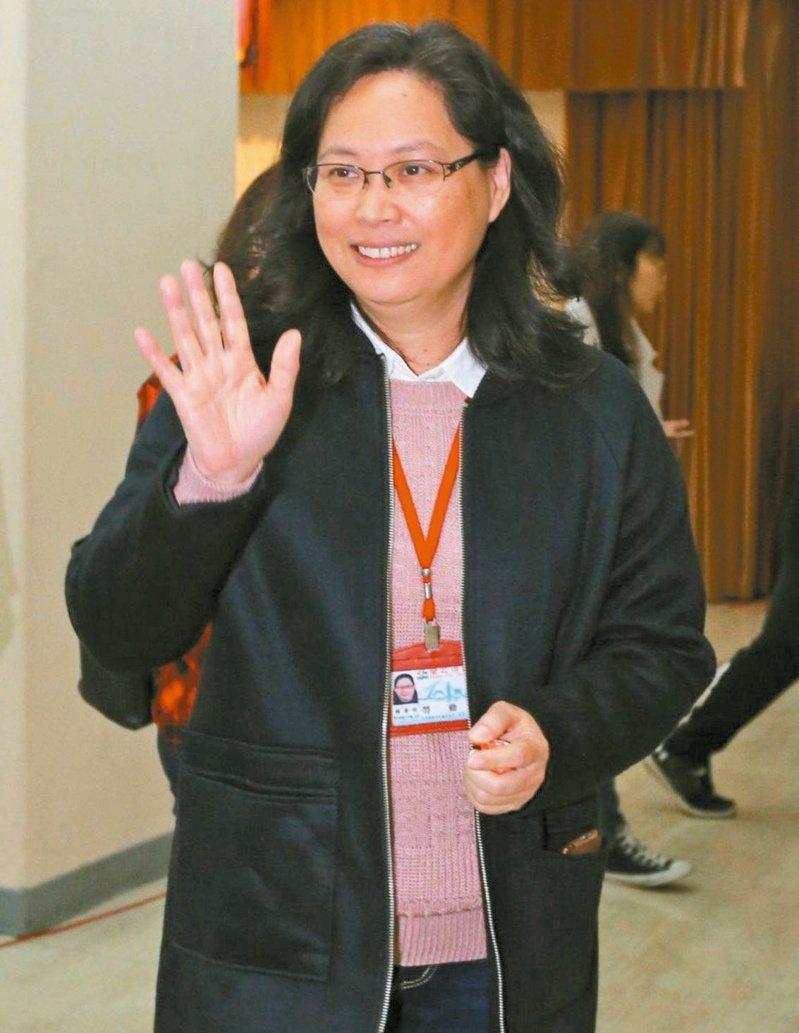 北市勞動局長賴香伶。  圖/聯合報系資料照片