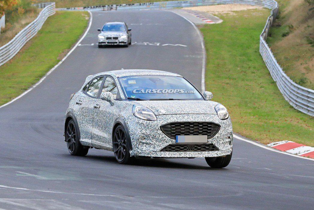 Ford Puma ST預計搭載與Fienta ST相同的動力。 圖/摘自car...