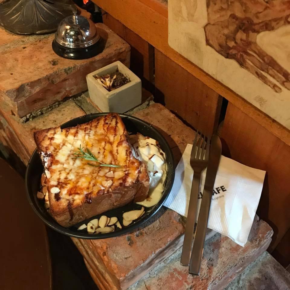 「2J Cafe」餐點選項多元。 圖/2J Cafe提供