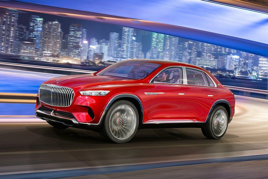 Mercedes-Maybach只選賓士品牌最頂級車系作為標竿,首款SUV作品也...