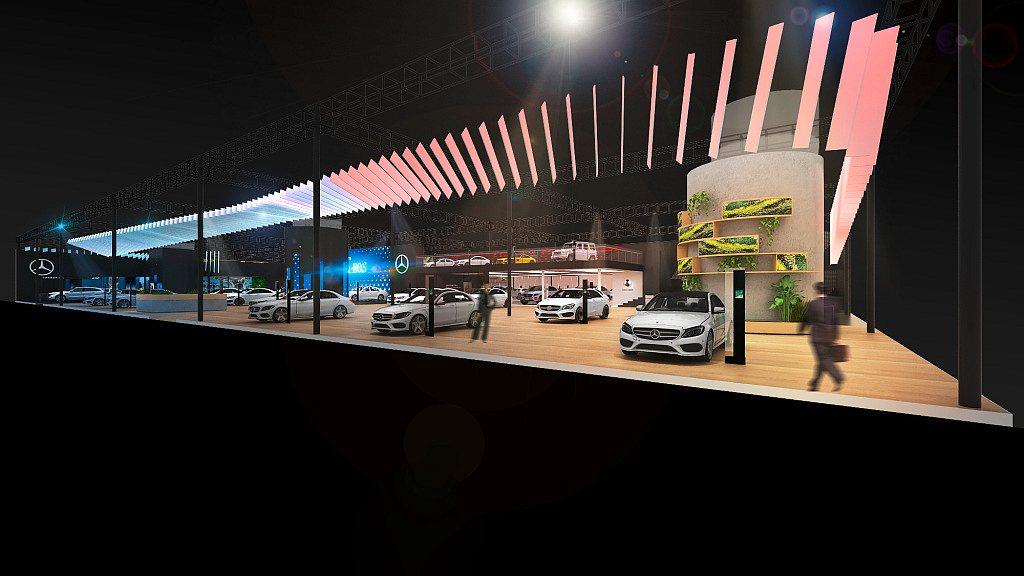 中國廣州國際車展,賓士確認展出GLB、GLC及Mercedes-AMG A 35...