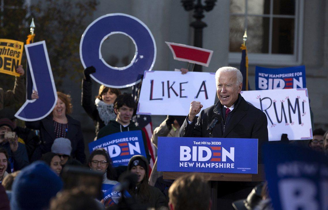 另一名當事人、民主黨內總統候選人呼聲頗高的拜登,被問到對聽證會的看法時,也和川普...