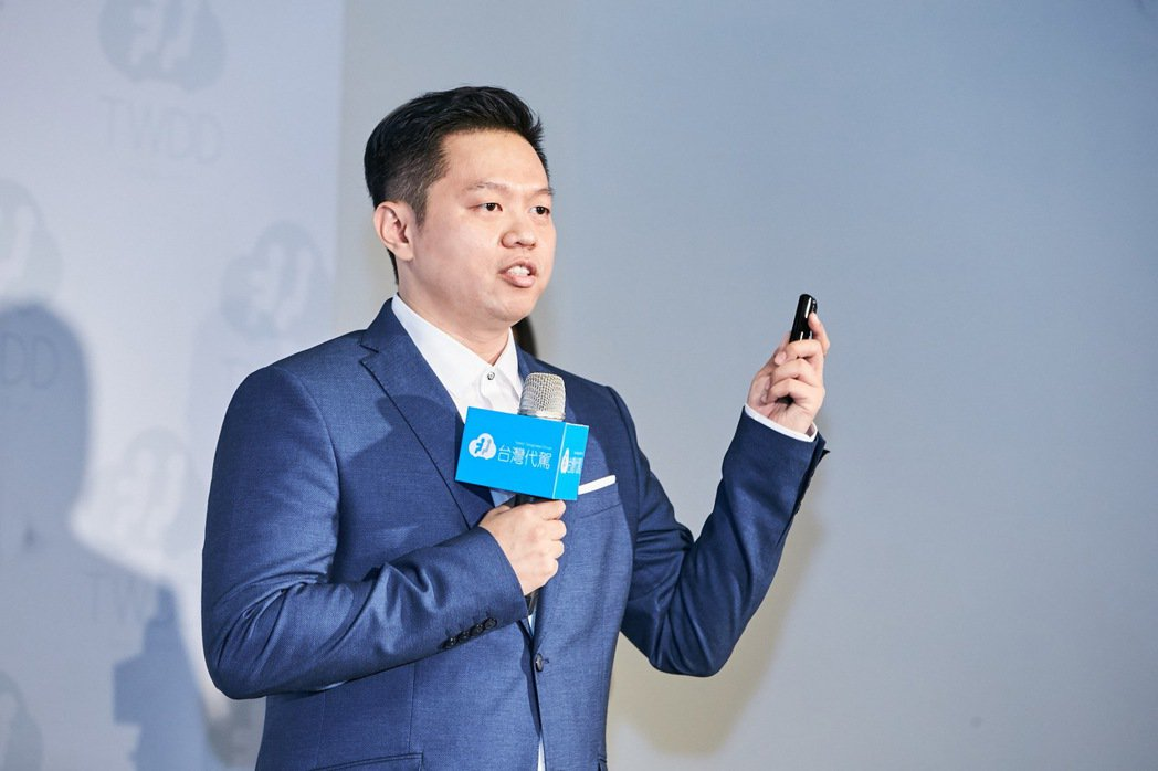 台灣代駕執行長劉子莊表示,期盼透過「台灣代駕 15分抵達」功能上線,能吸引更多用...