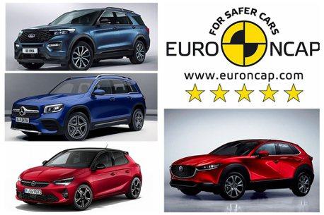 Mazda CX-30有望是今年最安全的休旅車?Euro NCAP最新測試報告出爐
