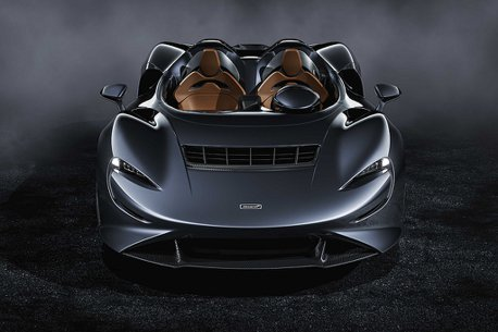 承襲60年代M1A賽車精神!McLaren Elva延續無前擋、開放座艙設計亮相