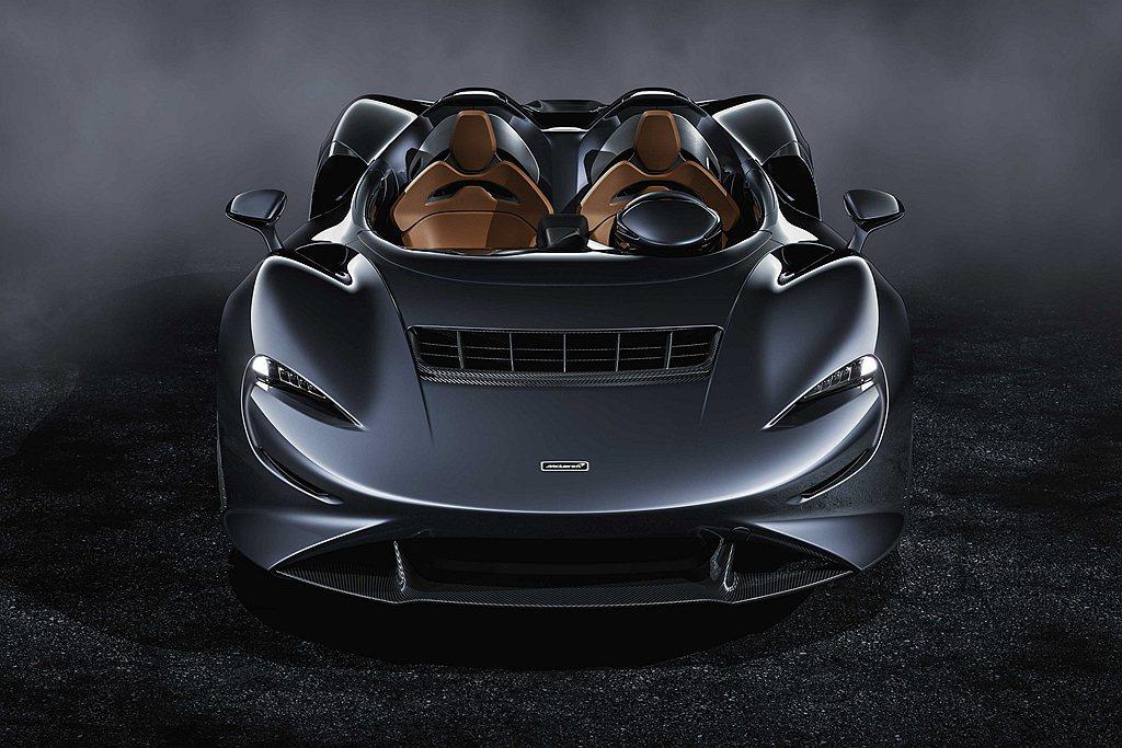 McLaren Elva承襲60年代M1A賽車模樣,維持無前擋風玻璃設計正式亮相...