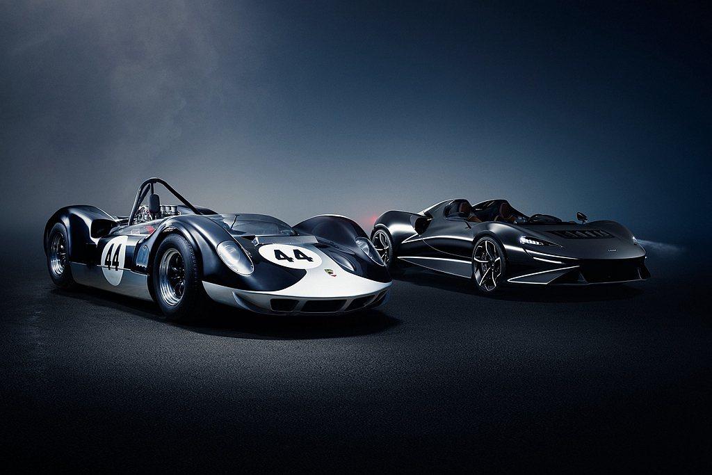 McLaren Elva之名承襲自1960年代由Bruce McLaren打造的...
