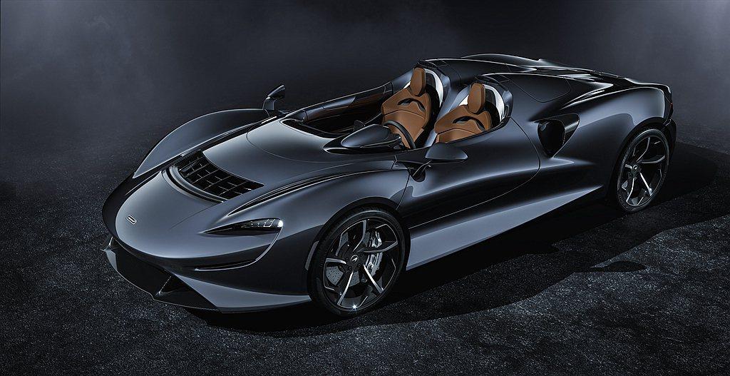 McLaren主動式空力管理系統(McLaren Active Air Mana...