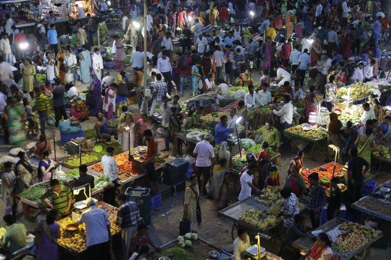 印度內部一直強烈反對RCEP。農業方面,國產乳製品、香料等都將受到影響。 圖/美...