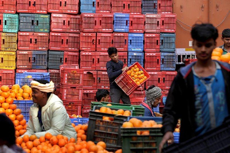 印度方面擔心,一旦開放國門,國內產業實不足以抵抗外國競爭。 圖/歐新社