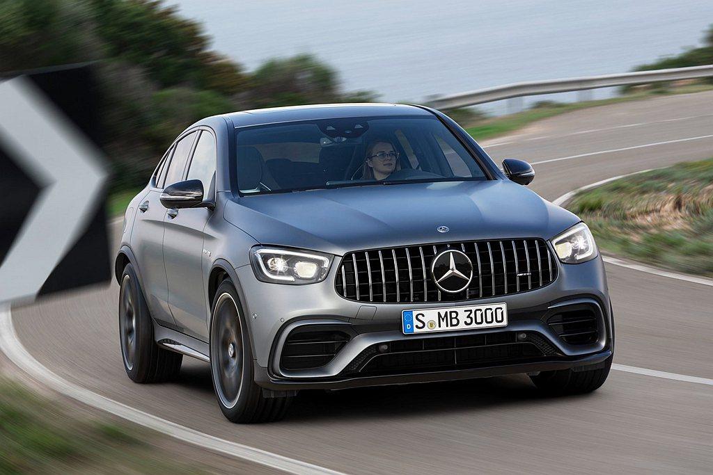 賓士GLC/GLC Coupe追加兩款Mercedes-AMG車型,包括Merc...