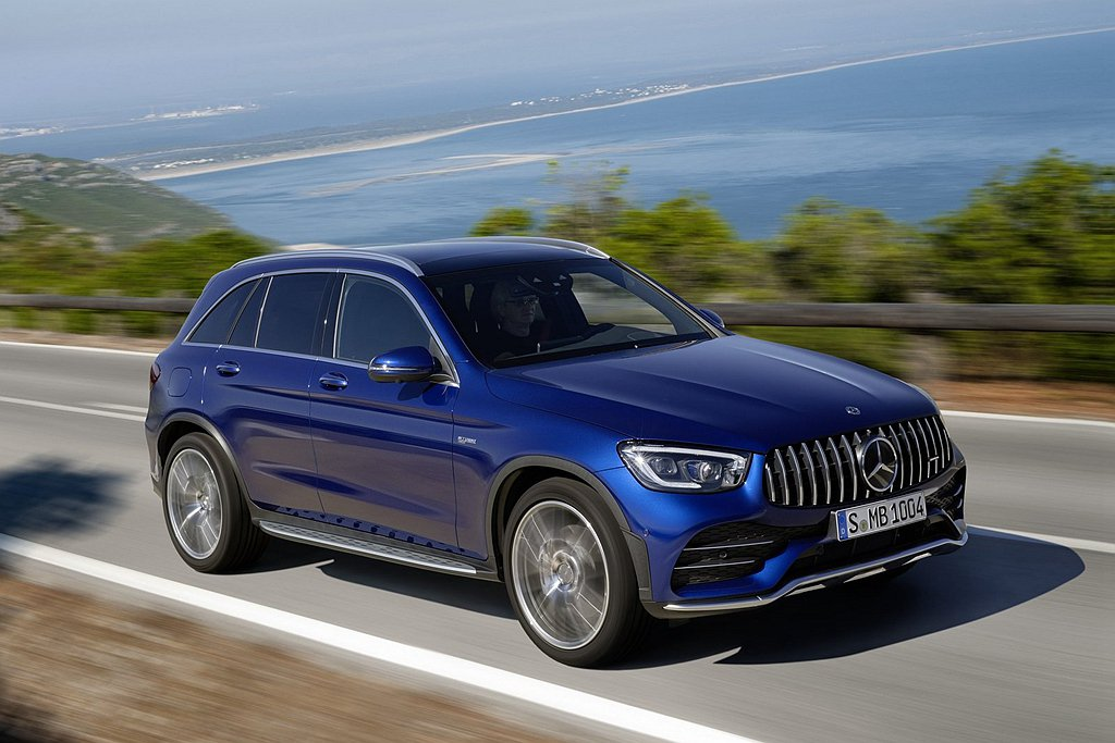 Mercedes-AMG GLC 43 4MATIC、GLC 43 4MATIC...