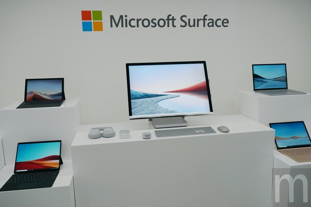 Surface系列機種