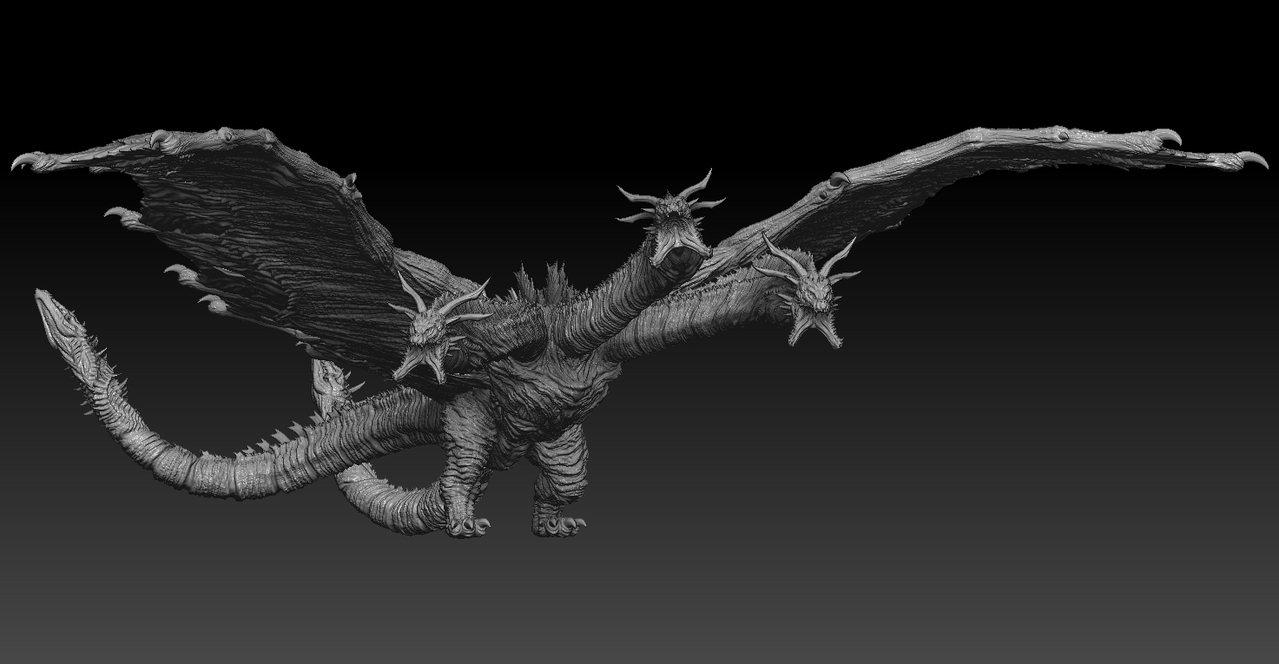 曹傑凱3D列印作品精緻呈現怪獸攻擊都市場景,國際賽優勝校方表揚。圖/南台科大提供
