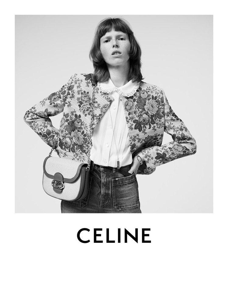 CELINE的2020早春系列形象廣告呈現了法國新浪潮電影運動還有輕快的yé-y...