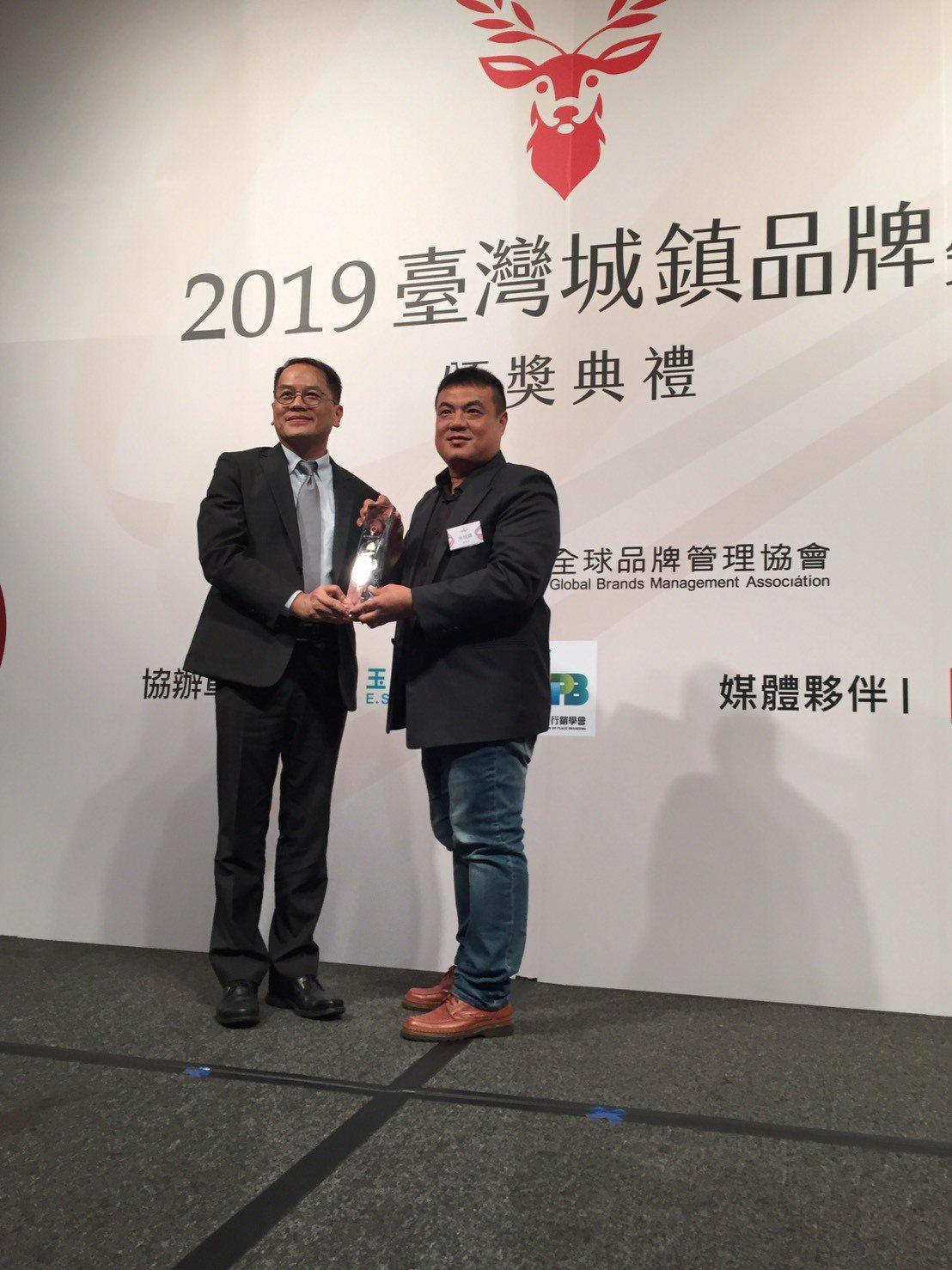 「2019台灣城鎮品牌獎」文化傳承創新獎昨揭曉,金城鎮是第一個,也是唯一的離島獲...