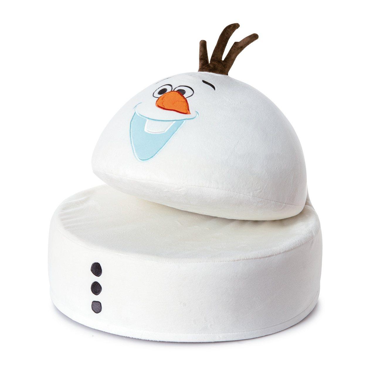 HOLA特力和樂《冰雪奇緣2》漢堡和室椅-雪寶,原價2,490元、特價1,790...
