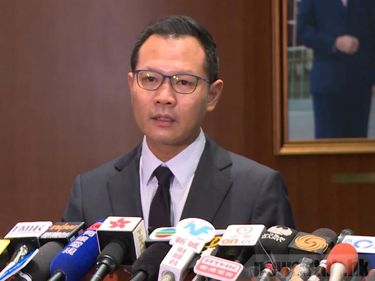郭榮鏗認為,一旦取消區議會選舉,會成為國際關注香港的原因。圖:取自香港電台網站