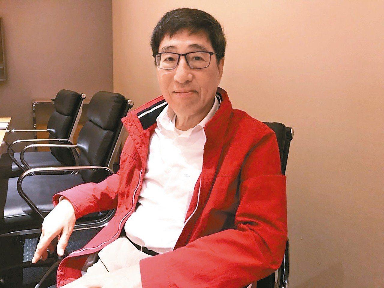 香港城市大學校長郭位。 本報系資料照/記者馮靖惠攝影