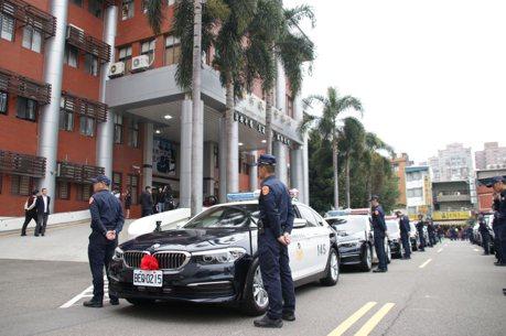 警察開國產車追雙B太心酸 桃市警局近10年首購7輛BMW!