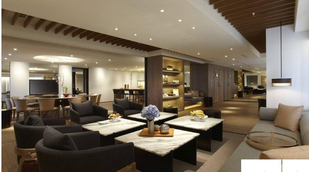 台南晶英酒店最大、46坪的晶英套房是名模林志玲的新娘房。圖/擷自台南晶英酒店官網