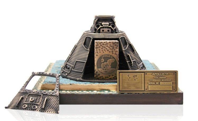 都彭阿波羅高級訂製系列阿波羅by 2Saints打火機典藏組,約118萬8,00...