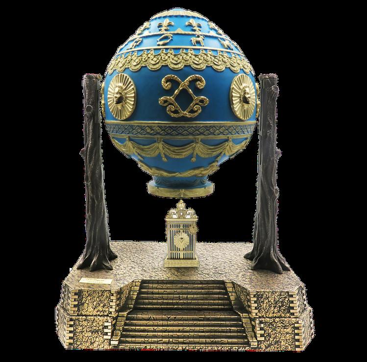 都彭熱氣球高級訂製系列熱氣球頂級典藏組,限量8件,約1,138萬元。圖/迪生提供
