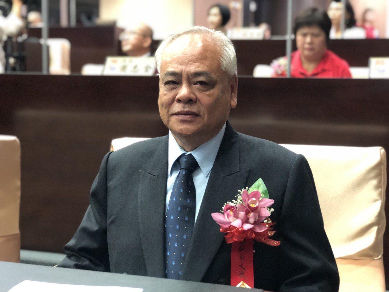 南投縣議員莊文斌遭台中高分院判決當選無效確定。記者江良誠/攝影