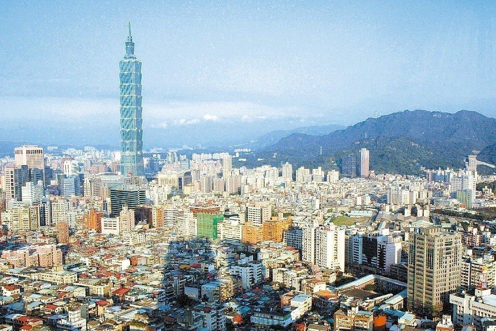 台北101大樓。本報系資料照片