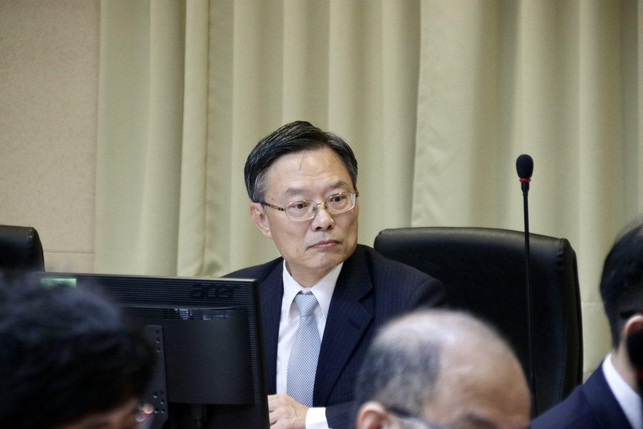 檢察總長江惠民。記者曾健祐/攝影