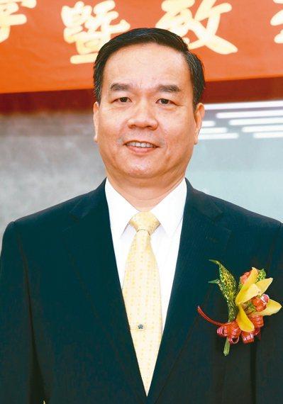 國立體育大學校長邱炳坤。圖/聯合報系資料照片