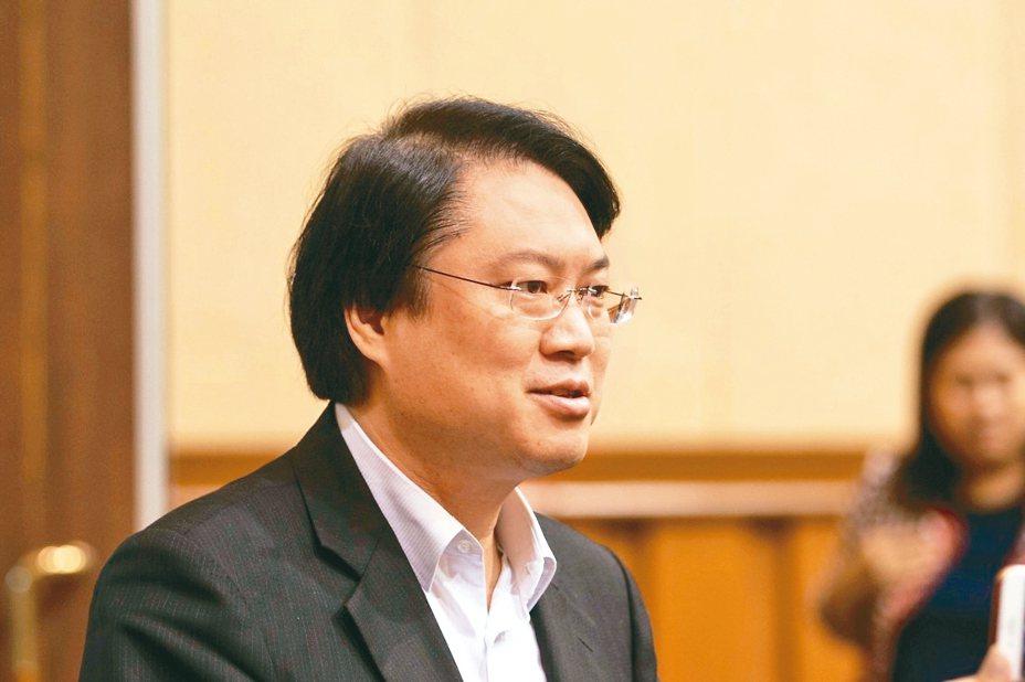 林右昌反擊張善政,指他不要來亂,根本狀況外。 記者游明煌/翻攝