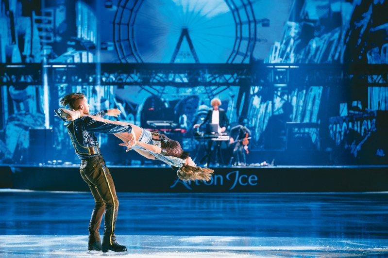 「Art on Ice歌舞冰上」上周公開表演元素及奧運選手卡司後,吸引不少粉絲紛紛搶購最佳位置,開賣首日即造成搶票熱潮。圖/聯合數位文創提供