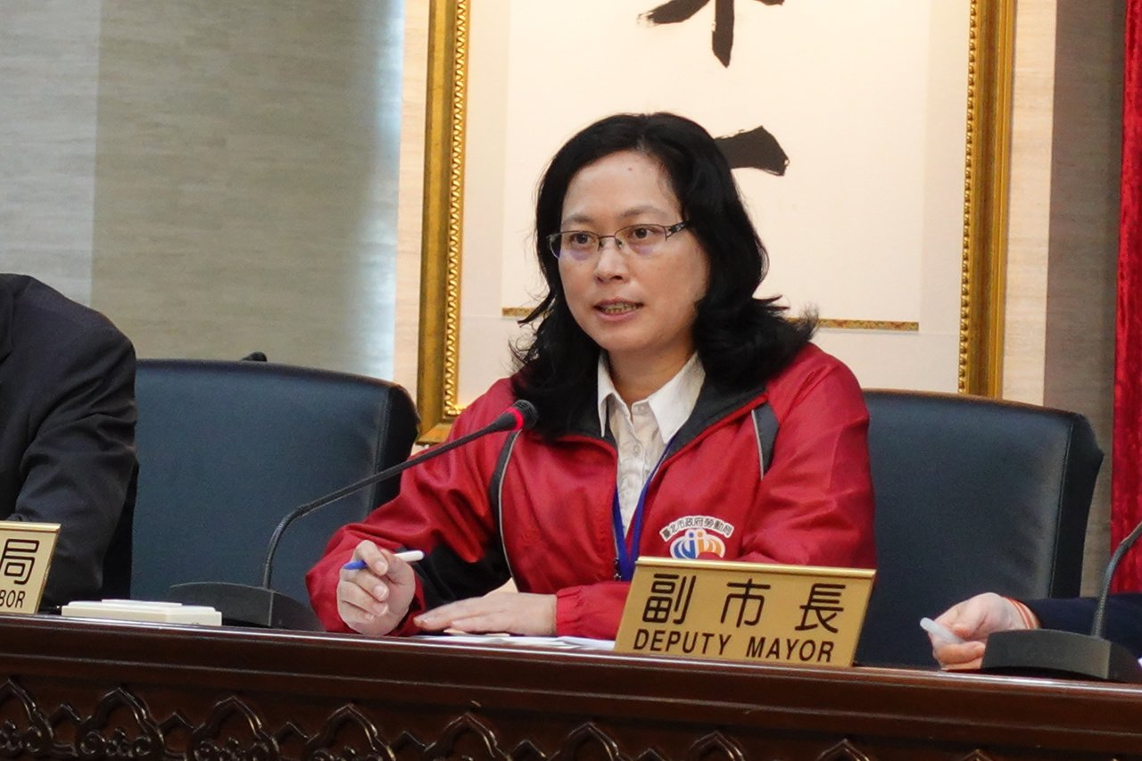 台北市勞動局長賴香伶。圖/聯合報系資料照片