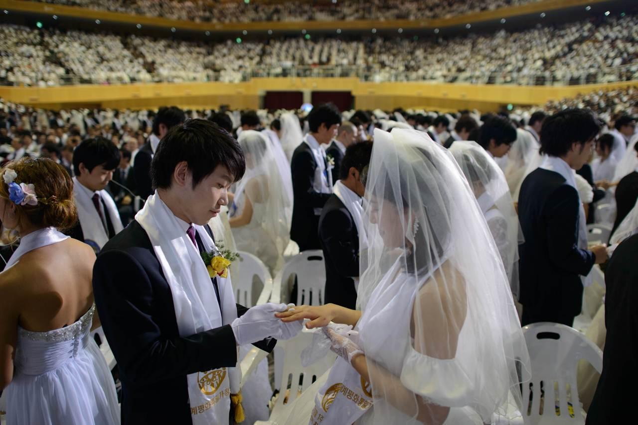 南韓鄉村地區男性愈來愈難以找到當地女性結婚,因為很少有人願意或能夠照顧年邁的公婆...