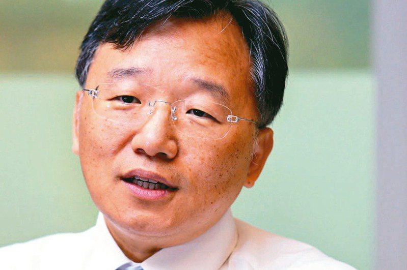 晶電董事長李秉傑 (本報系資料庫)