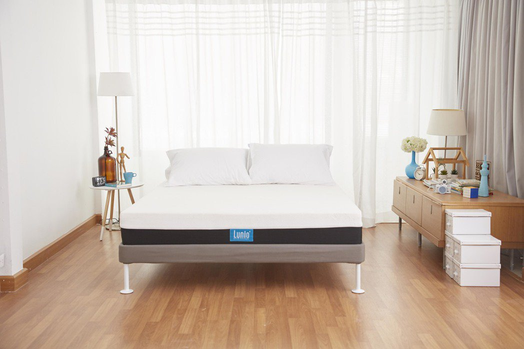 泰國網路銷售第一乳膠床品牌 Lunio樂誼臥,看準年度百億睡眠商機,祭出免費體驗...