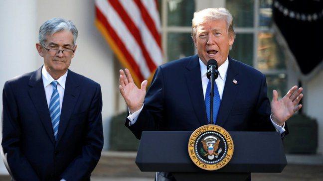 自川普上任以來,美國的經濟表現明顯優於其他主要經濟體,但他仍一再要求聯準會(Fe...