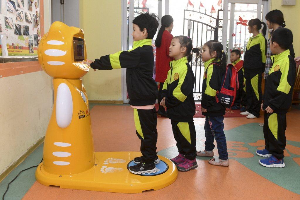 示意圖,與文中幼兒園無關。 圖片來源/中新社