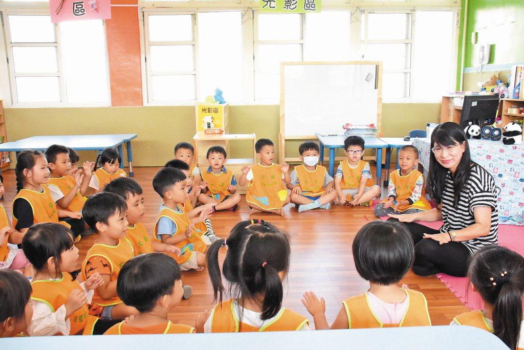 示意圖,與文中幼兒園無關。 圖片來源/聯合報系