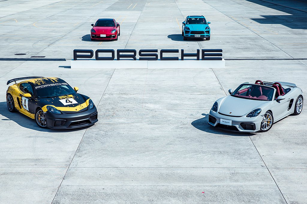 PORSCHE SPORTSCAR TOGETHER DAY品牌日將於11月16...