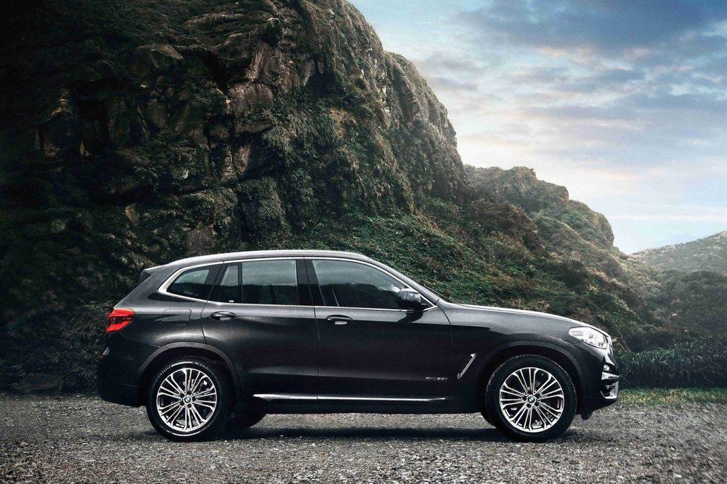 2020年式全新BMW X3升級BMW最新iDrive7.0全數位虛擬座艙,本月...
