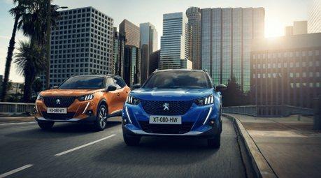 Peugeot 2008與e-2008休旅開始接單!售價26,100英鎊起跳