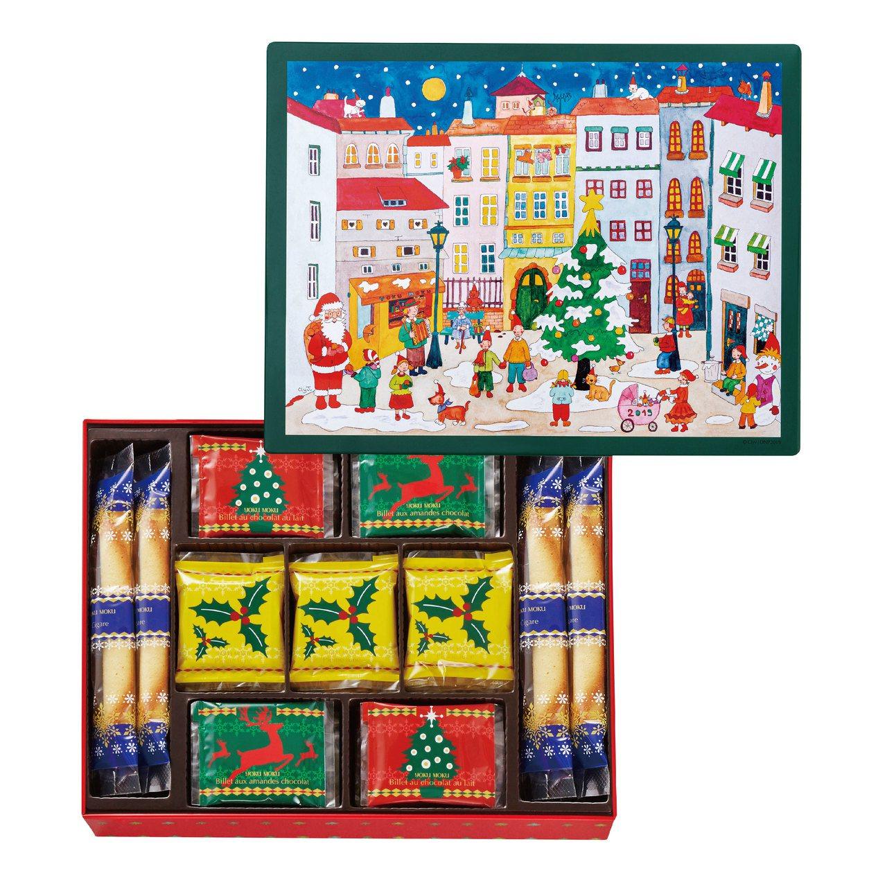 YOKU MOKU喜饌禮盒,售價1,980元。圖/YOKU MOKU提供
