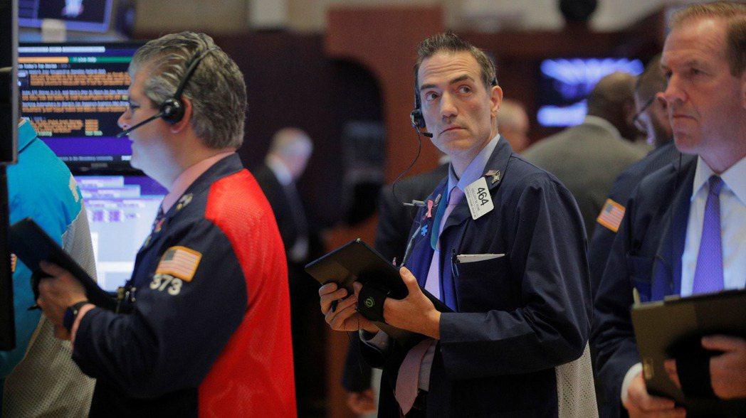 美股周四漲跌互見,標普500數創收盤新高。  (路透)