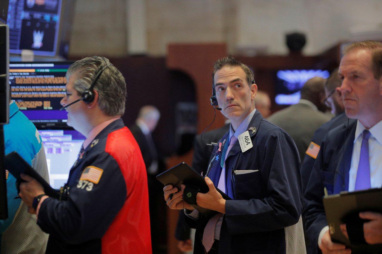 美股周四漲跌互見,標普500數創收盤新高。 路透